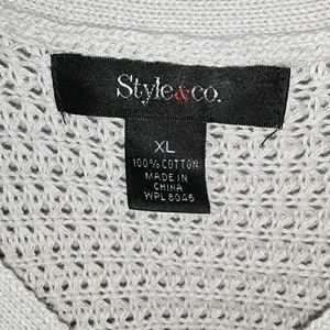 Style & Co Dresses - STYLE&CO. PULL OVER